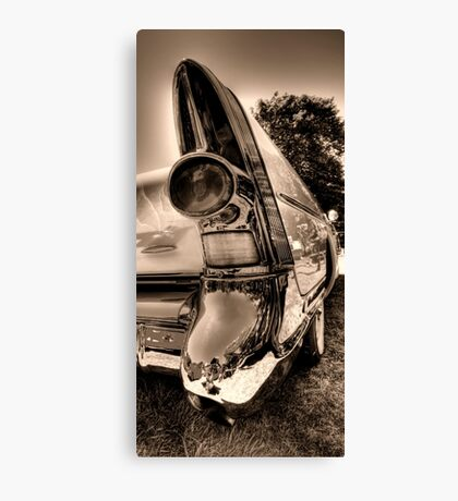 1957 Buick  Canvas Print