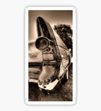 1957 Buick  Sticker