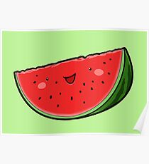Watermelon: Posters | Redbubble