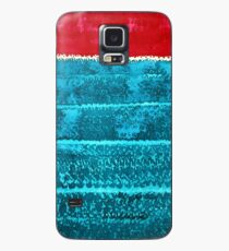 Waves original painting Case/Skin for Samsung Galaxy