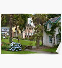 Portmeirion, Wales (8) Poster