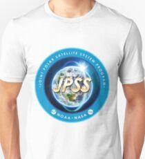 Joint Polar Satellite System (JPSS) Program Logo T-Shirt