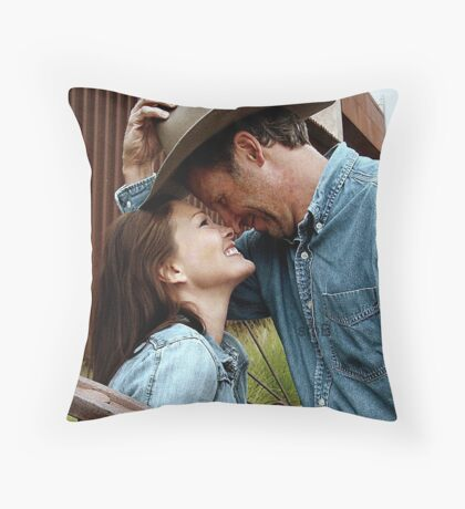 Love In Your Life Throw Pillow