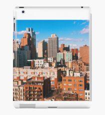Vinilo o funda para iPad NYC Rooftops