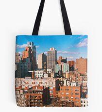 Bolsa de tela NYC Rooftops