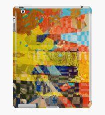 Screen Print #1 iPad Case/Skin