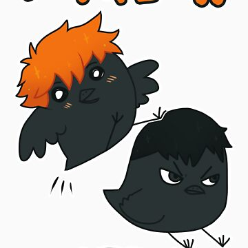 Haikyu-!! Crows by Disceel
