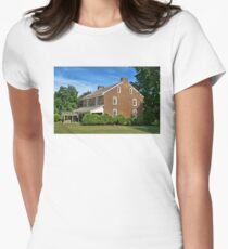History & Mystery Women's Fitted T-Shirt