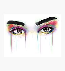 Lauren Jauregui Eyes Photographic Print