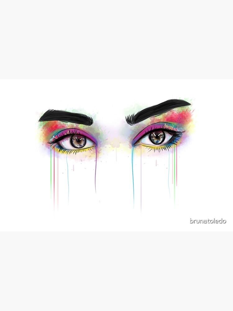 Lauren Jauregui Augen von brunatoledo