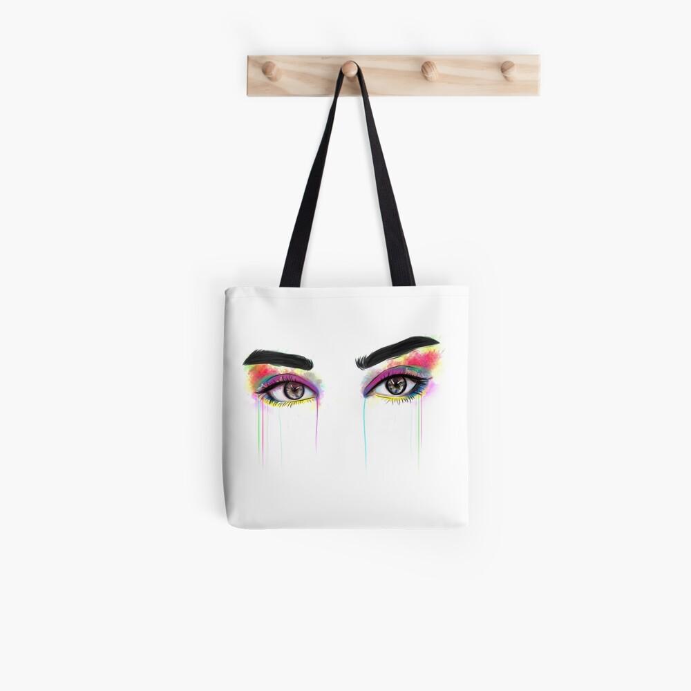 Lauren Jauregui Augen Stofftasche
