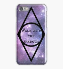 Skyrim Thieves Guild/Nightingale Symbol and Saying iPhone Case/Skin