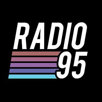 Il tank top (canottiera) di Radio95! by radio95