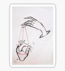The Handler #2 (Muse) Sticker