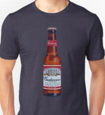 Budweiser Bottle Unisex T-Shirt