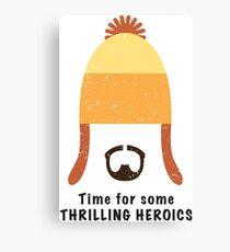 Jayne Cobb - Thrilling Heroics Canvas Print