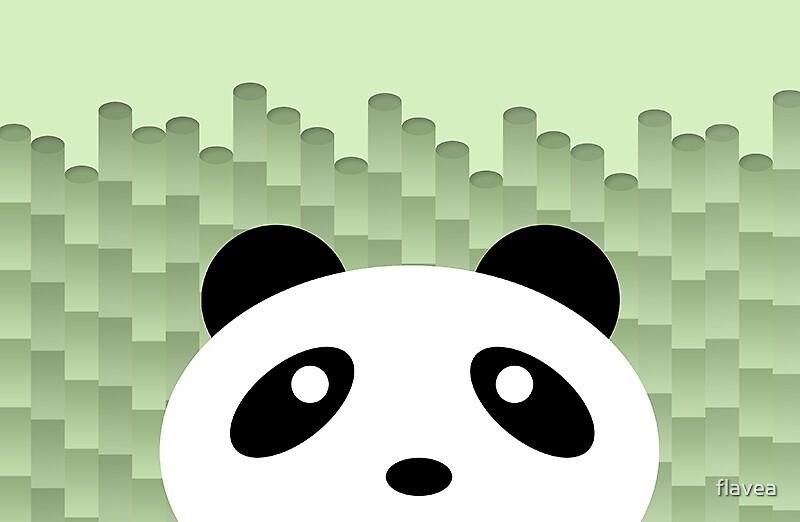 Panda by flavea