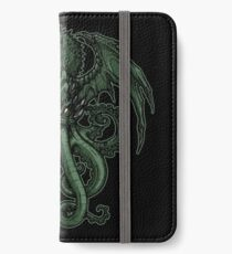 Cthulhu iPhone Wallet/Case/Skin