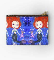 Her Royal Highness Zipper Pouch