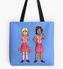 "Ymir and Historia ""But I'm a Cheerleader"" Tote Bag"
