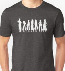 Kirito's Party Slim Fit T-Shirt