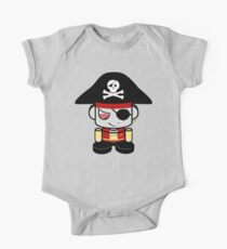 Pirate O'BOT 1.0 One Piece - Short Sleeve