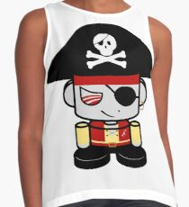 Pirate O'BOT 1.0 Sleeveless Top
