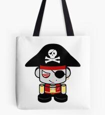 Pirate O'BOT 1.0 Tote Bag