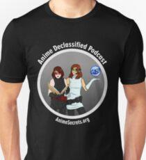 Anime Declassified Podcast Unisex T-Shirt