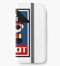 Pirate O'BOT 2.0 iPhone Wallet/Case/Skin