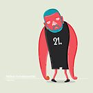 Tim Duncan the Fundamental Father by mykowu
