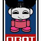 Jo O'BABYBOT 2.0 by Carbon-Fibre Media