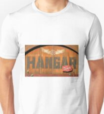 Hangar Bar Disney Springs Florida T-Shirt