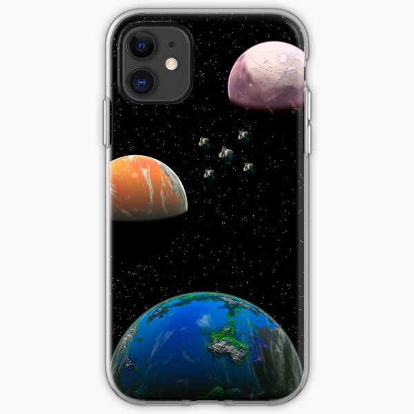 In Search of a B-Movie iPhone Soft Case