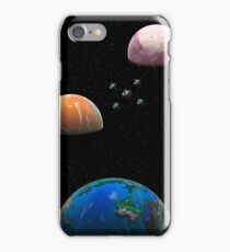 In Search of a B-Movie iPhone Case/Skin