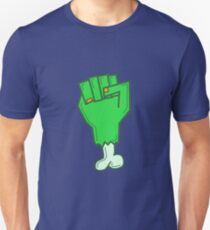 GREEN FIST BONE T-Shirt