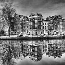 Nieuwe Herengracht by Katherine Maguire