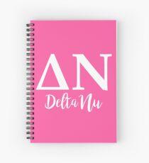Legally Blonde – Delta Nu, Elle Woods Spiral Notebook
