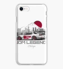 RX7. JDM Legend iPhone Case/Skin