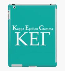 KEG – Kappa Epsilon Gamma, How I Met Your Mother iPad Case/Skin