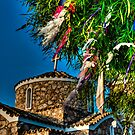The chapel of Profitis Elias  by GD-Images