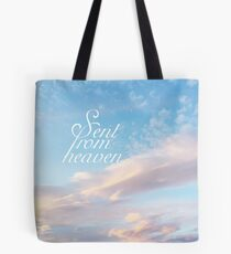 Sent From Heaven Tote Bag