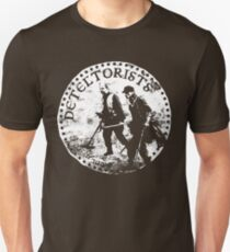 Detectorists - DMDC Anglo Saxon coin T-Shirt