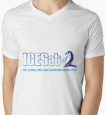 ICESat-2 Logo Optimized for Light Colors T-Shirt