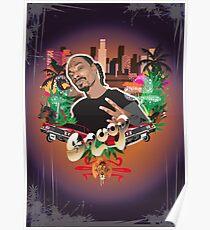 Snoop Dogg Poster