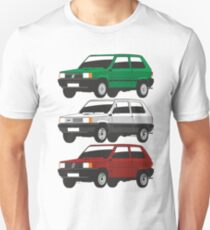 Fiat Panda first generation Unisex T-Shirt
