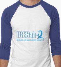 ICESat-2 Logo Optimized for Dark Colors T-Shirt