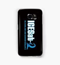 ICESat-2 Logo Optimized for Dark Colors Samsung Galaxy Case/Skin