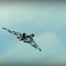 Avro Vulcan by Mick Smith