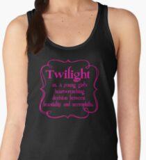 Anti Twilight Women's Tank Top
